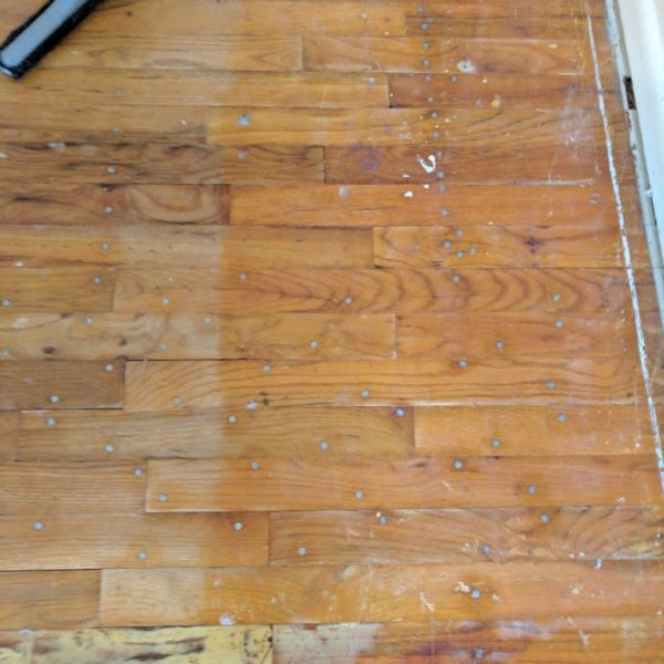 North End Hardwood Floor Refinish